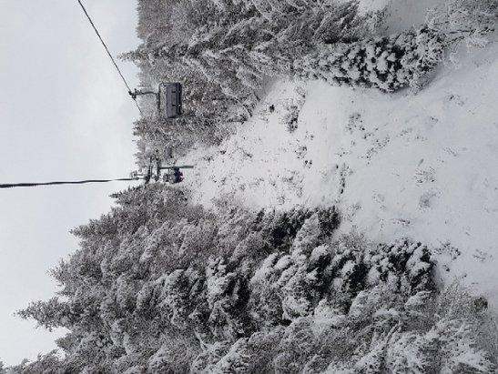 Montecampione - E' nevicato !  stupendo  - © marco