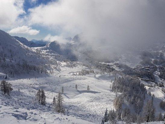 Nassfeld Hermagor - great weather after 3 days of snow and rain - © noreksko