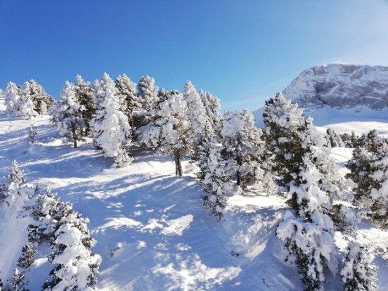 Villard de Lans - Superbes conditions aujourd'hui.  - © anonyme