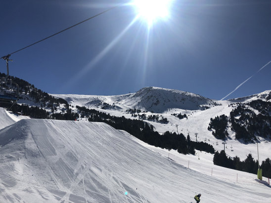 Grandvalira - What else ? - © iPhone de Xavier Crabos