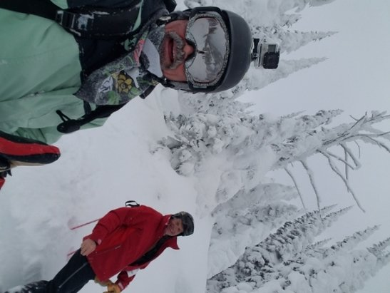 Whitefish Mountain Resort - Foot of powder awesome  - © El Jefe