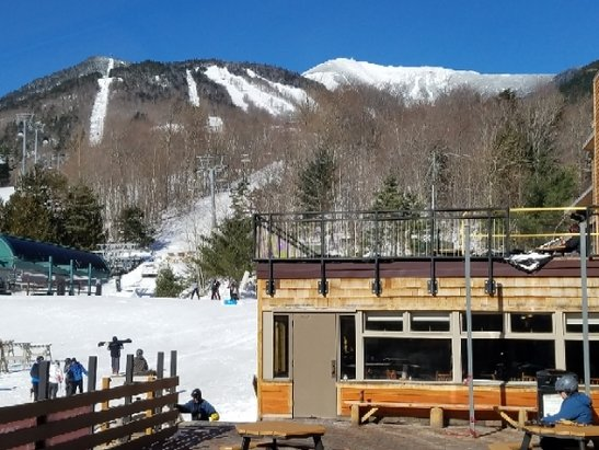 Whiteface Mountain Resort - Bluebird day and no lines.  - © anonymous