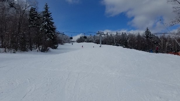 Gore Mountain - Snowed all morning followed by a bluebird day.  Great day! - © Summit_Skier