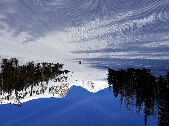 Big Sky Resort - Well great week of skiing but it's TRUE Big Sky is no longer the undiscovered hill it once was. And many of the locals do not care for Ikon pass holders and are not afraid to day so. - © anonymous