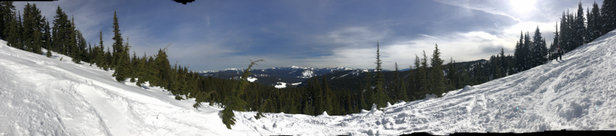 White Pass - Love this place  - © Zack's iPhone