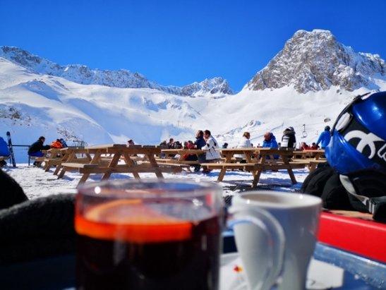 Tignes - Excellentes conditions sur le domaine de Tignes Val d Is - © anonyme