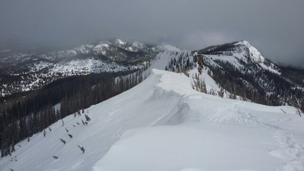 Wolf Creek Ski Area - Great snow this weekend. Plenty of fresh soft turns to be had and no one there. - © snow king