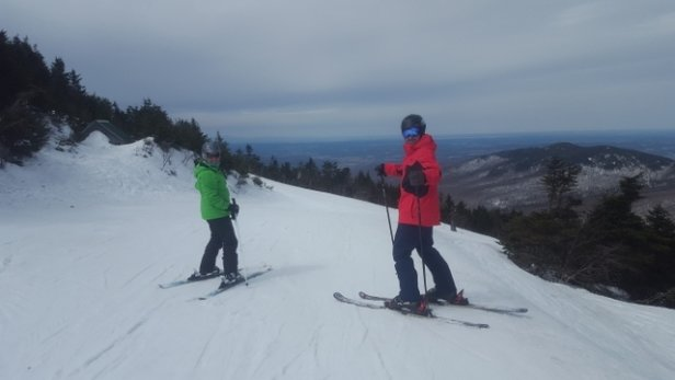Jay Peak - Sweet day @Jay yesterday! - © LosAlamos