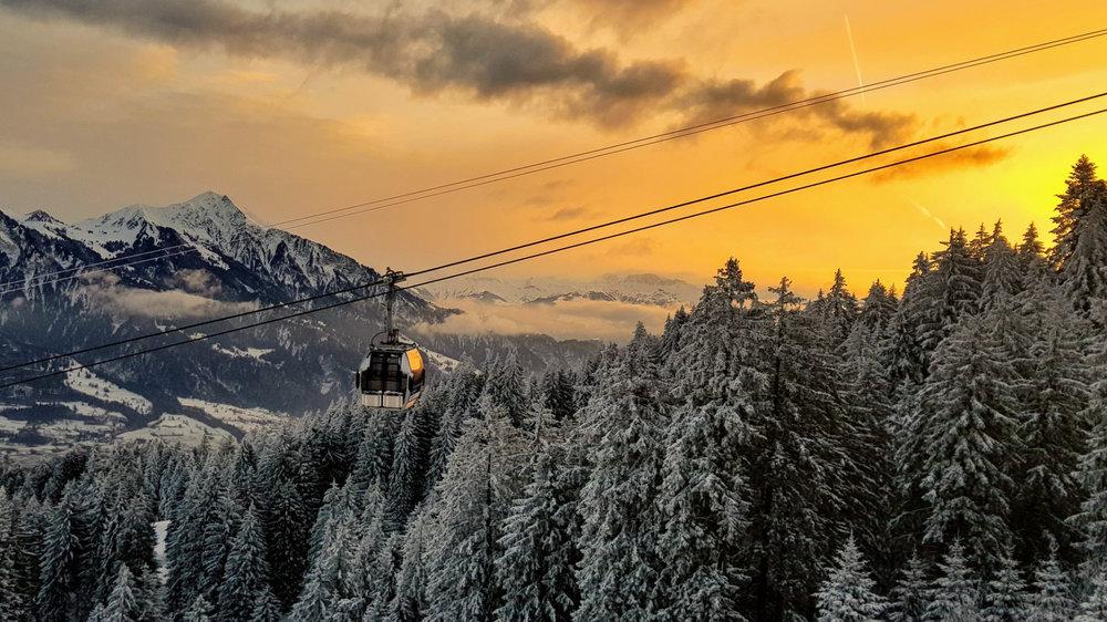 Skigebiet Pizol - © Pizolbahnen AG