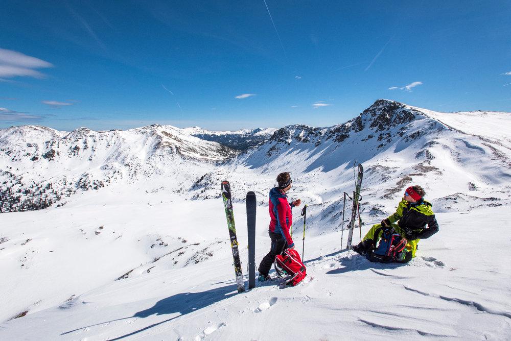Skitouren in Bad Kleinkirchheim - © Franz Gerdl
