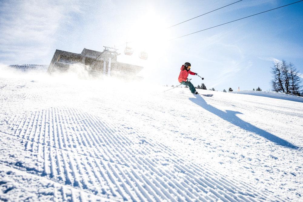 Impressionen aus dem Skigebiet Patscherkofel - © Patscherkofelbahn