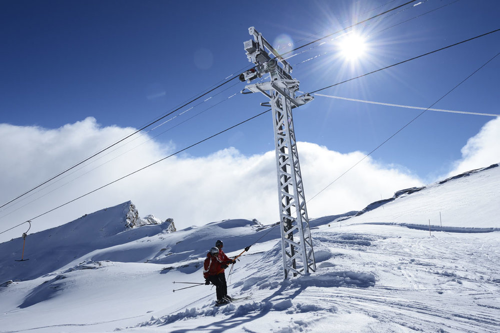 Skigebiet Vals - © Robert Bösch © Visit Vals