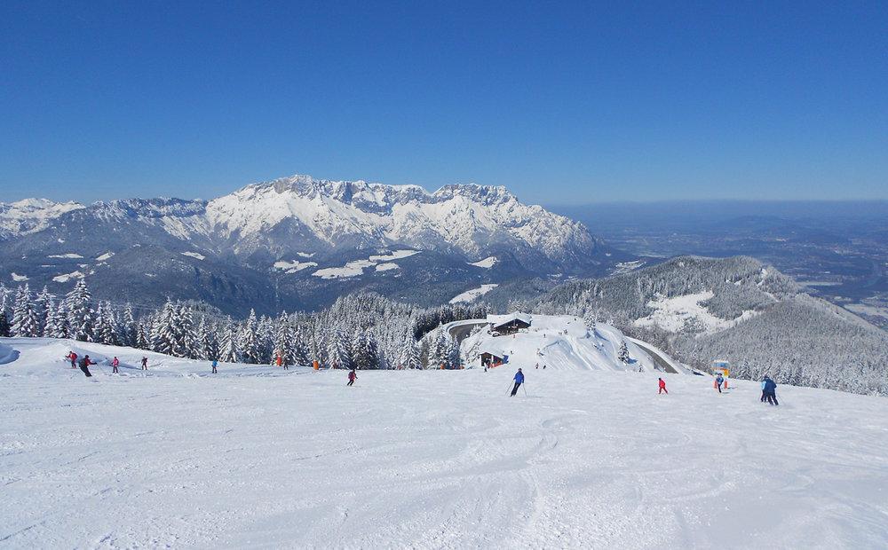 Skigebiet Rossfeld-Oberau - © Berchtesgadener Land Tourismus GmbH