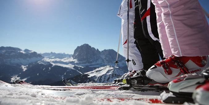 Dolomiti_Skier - © Corsorzio Belledolomiti