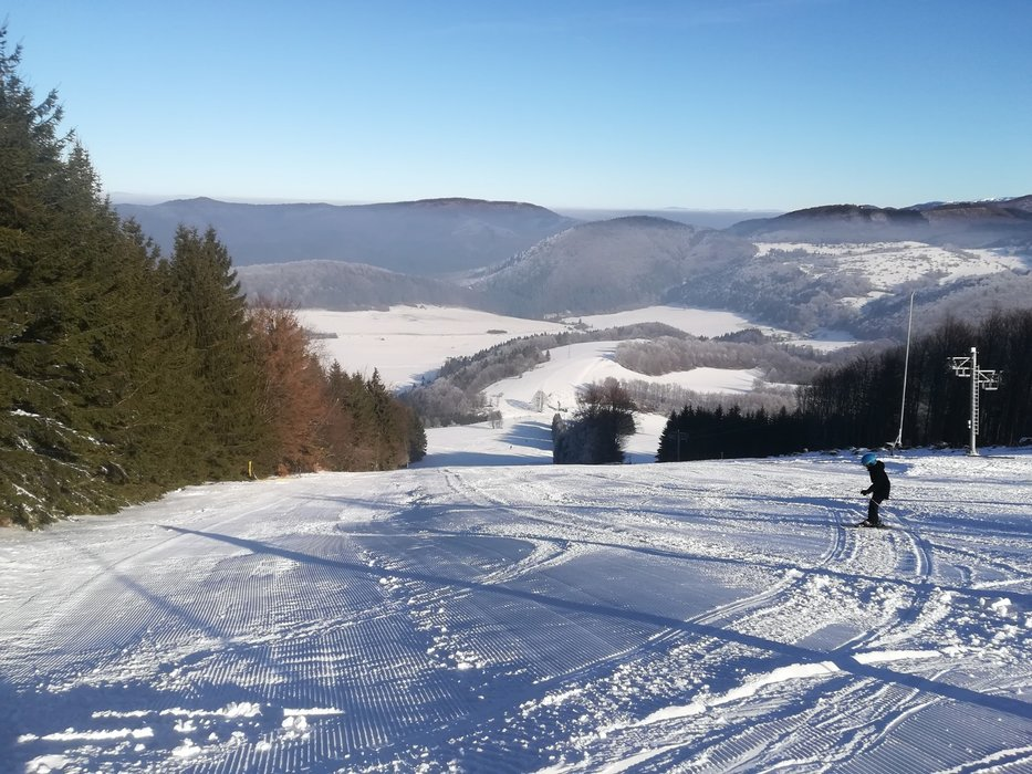 Čičmany, slope No. 3 - © facebook | Ski centrum Javorinka Čimany