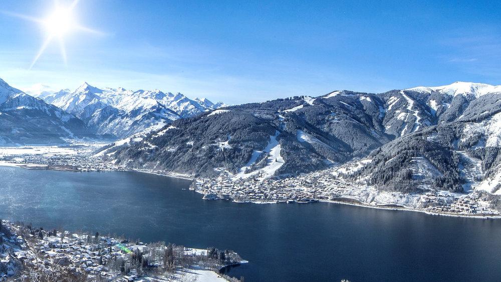 Winteraufnahme Zell am See-Kaprun - © C. Faistauer Photography