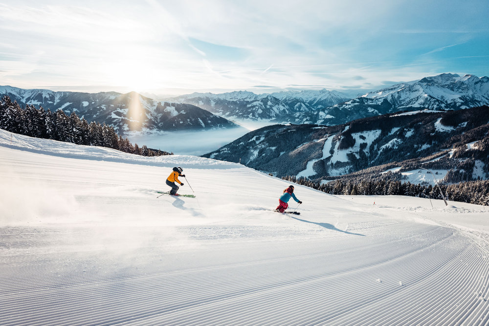 Skiurlaub in Zell am See-Kaprun