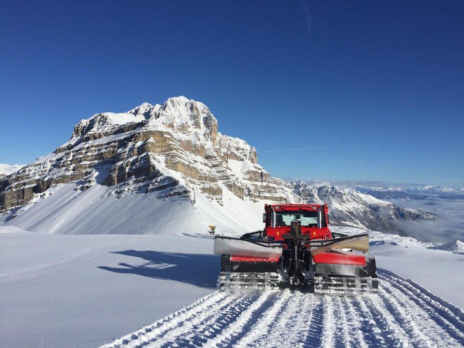 null - © Skiarea Campiglio Dolomiti di Brenta Facebook