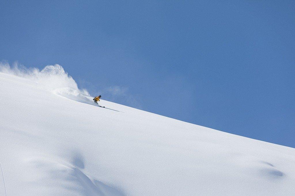 Freerider in St. Moritz - © Engadin St. Moritz Tourismus | Filip Zuan