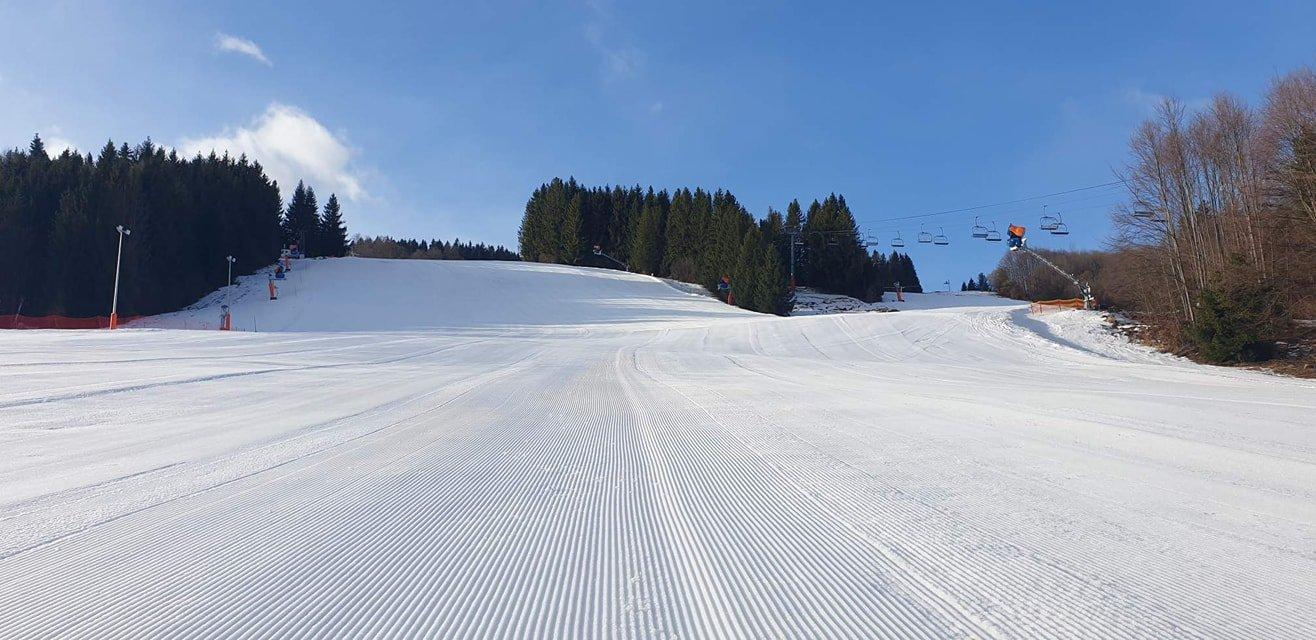 Ski Mýto 27.2.2020 - © facebook | Mýto Ski & Fun