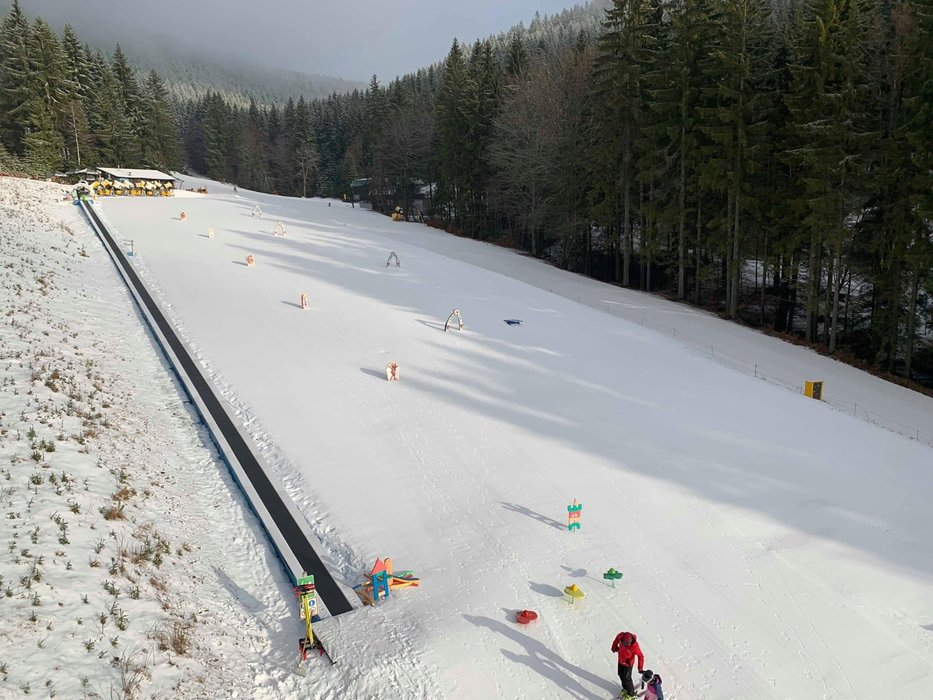 Skicentrum Říčky v Orlických horách 4.3.2020 - © facebook | facebook | Skicentrum Říčky v Orlických horách