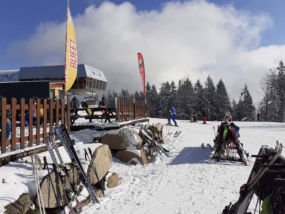 Tanvaldský Špičák (4.3.2020) - © facebook | Ski Aréna Jizerky