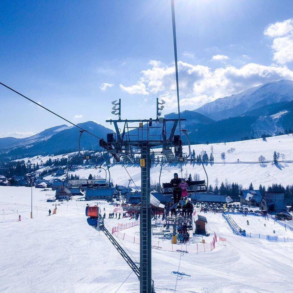 Strachan Ski centrum 5.3.2020 - © facebook | Strachan Ski centrum