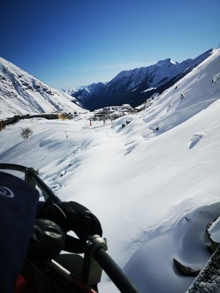 Piau Engaly - Perfect conditions, plenty of snow!  - © ---