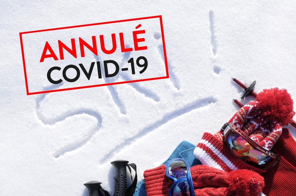 La propagation du coronavirus a entrainé la fermeture des stations de ski et de facto l'annulation de milliers de séjours en montagne. Comment obtenir le remboursement de votre séjour ? - © David Franklin - Fotolia.com