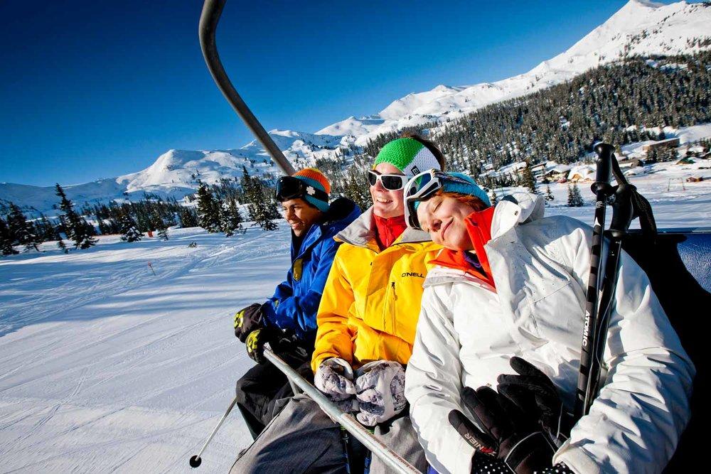 Skifahren auf der Planneralm - © Plattform Planneralm 3000 | www.planneralm.at