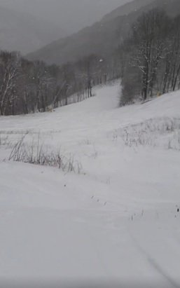 Blue Knob - Prob 8 inches total the past 2 days with a few more coming tonight - © Grumblez