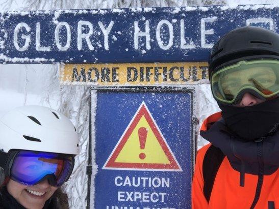 Wolf Creek Ski Area - Knee deep cuh - © Holstafari