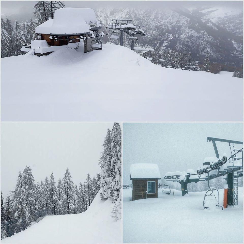 Bardonecchia 25.11.19 - © Bardonecchia Ski Facebook