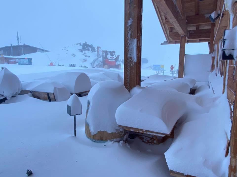 Auf der Granatalm in Mayrhofen - © Facebook Granatalm Mayrhofen