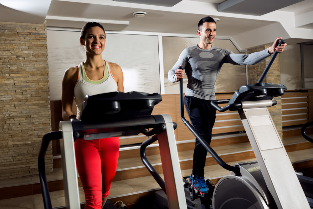 La préparation physique (sous toutes ses formes), c'est l'assurance d'être en forme pour le ski (et donc de  limiter ses risques de blessure) - © didesign - Fotolia.com
