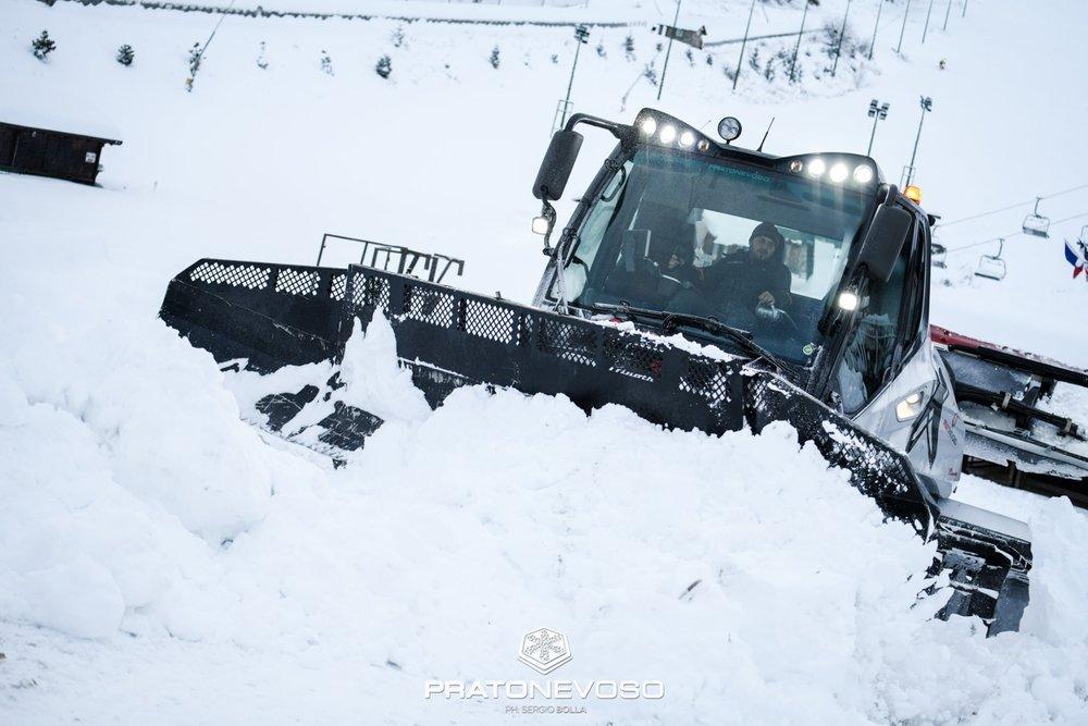 Prato Nevoso 15.11.2019 - © Prato Nevoso Ski Facebook