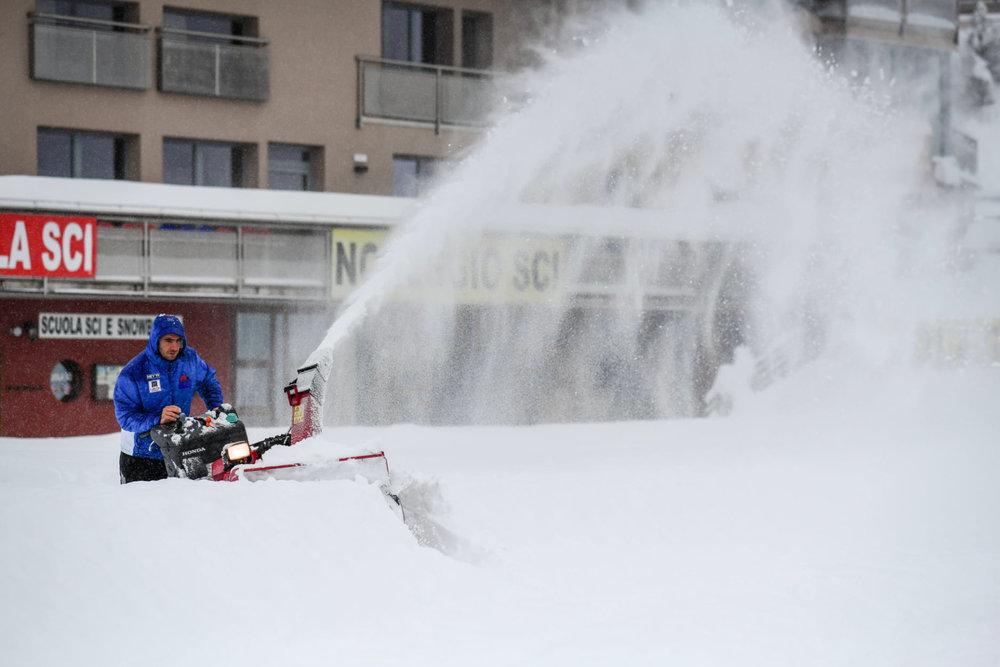 Prato Nevoso 18.11.2019 - © Prato Nevoso Ski Facebook