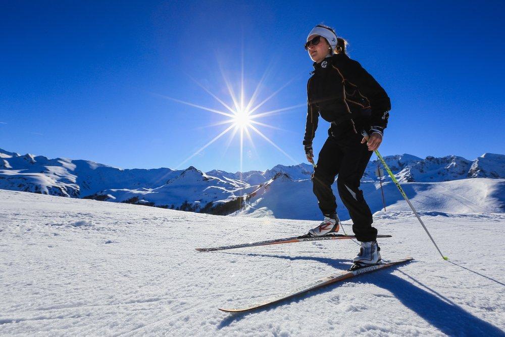 Ski de fond Vallées de Gavarnie - © Vallées de Gavarnie
