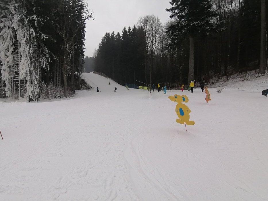 Skiareál Mariánky 27.1.2020 - © facebook | Mariánky cz