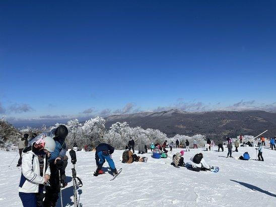 Sugar Mountain Resort - Great day! - © Jtl