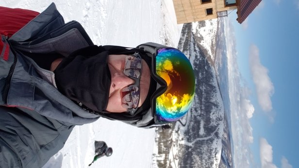 Wolf Creek Ski Area - Fun day on the mountain, slightly crowded for spring break, but always a blast at  Wolf Creek! The staff was working hard to keep us safe, thanks! - © DEADHEAD