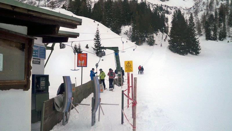 Skilift Schlepplift Biberwier Markus Hahn Tal - © Markus Hahn