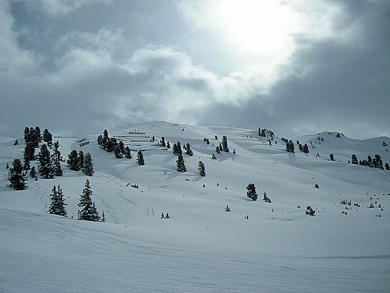 Schneegebiet
