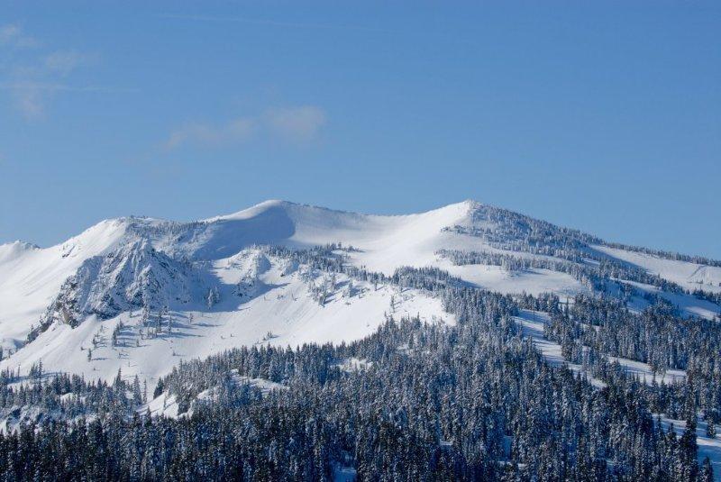 Scenic White Pass, Washington.