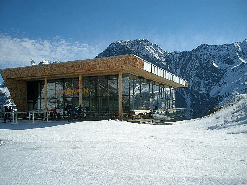 Rifflsee Skigebiet - © Markus Hahn