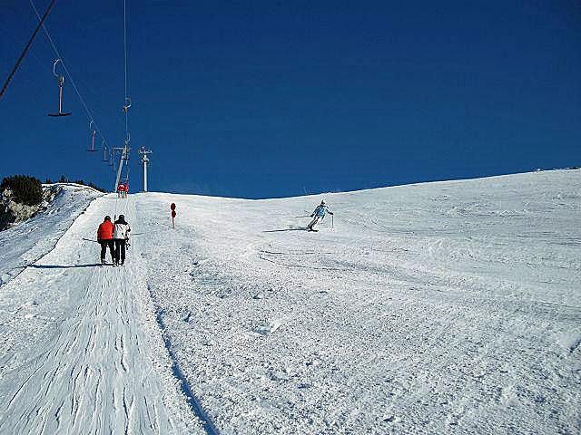 Skigebiet: Seefeld Rosshütte - © Markus Hahn