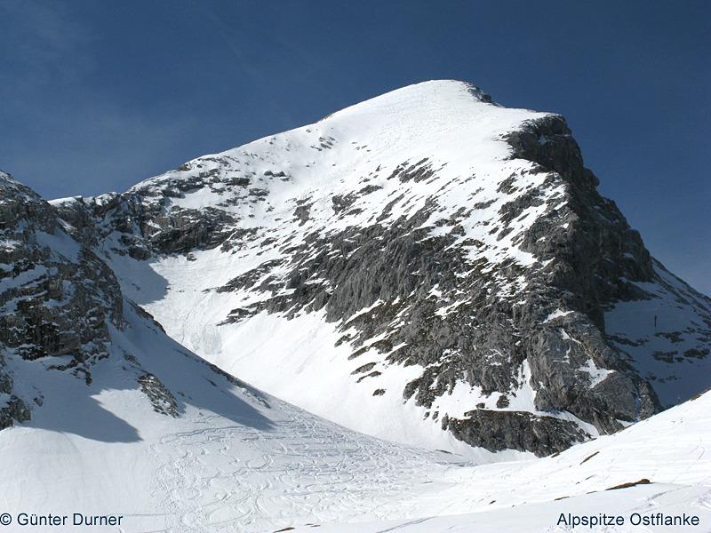 Die alpspitze ein skitourenklassiker im frühjahr