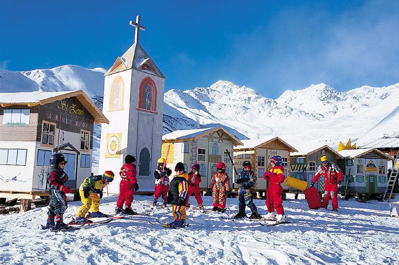 Kinder - © Serfaus-Fiss-Ladis / Tirol