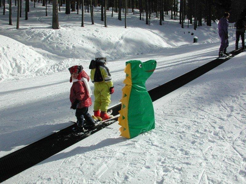 Kids at Sunny Kids Park, Hochficht