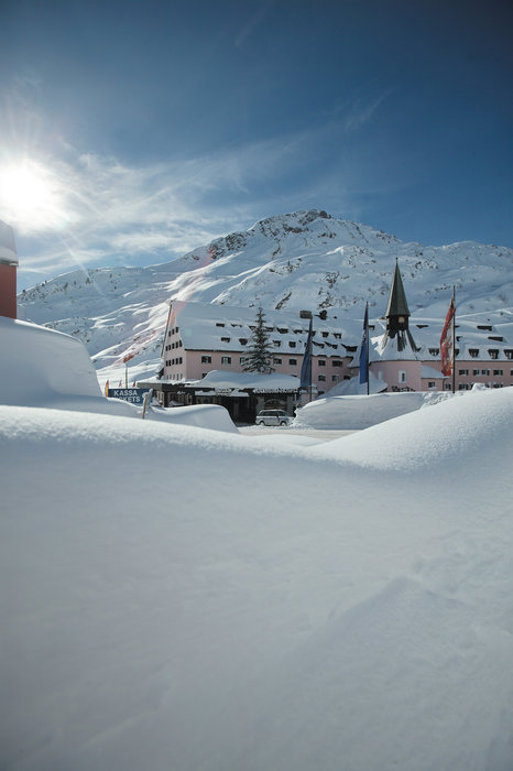 Arlberg Hospiz Hotel in St Christoph, Austria - © Arlberg Hospiz Hotel